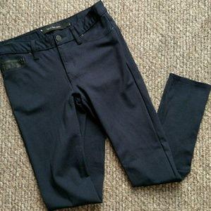 Dark blue Calvin jeans